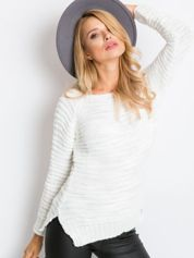 Ecru sweter Combo