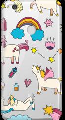 Etui do telefonu Huawei P9 Lite Pony