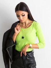 Jasnozielona bluzka Mona