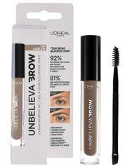 L'Oréal Unbelieva Brow Long Lasting Brow Gel Wodoodporny żel do brwi 104 Chatain