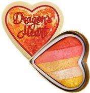 MAKEUP REVOLUTION Rozświetlacz wypiekany Dragon's Heart Baked Highlighter 10g