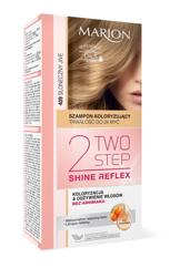 """Marion Two Step Shine Reflex Szampon koloryzujący nr 409 Słoneczny Jive  1op."""""""