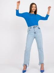 Niebieska bluzka April