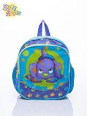 Niebieski plecak na wycieczkę DISNEY Soft Spots