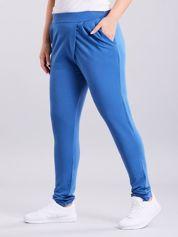 Niebieskie spodnie Enter