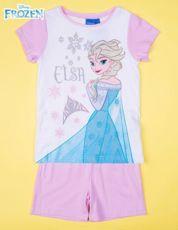 Różowa piżama dla dziewczynki KRAINA LODU