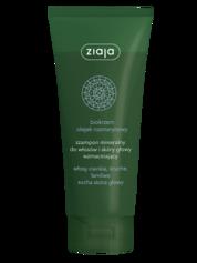 ZIAJA Szampon mineralny do włosów i skóry głowy wzmacniający BIOKRZEM 200 ml
