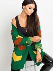 Zielony sweter Fabulous