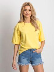 Żółta bluzka Celebration