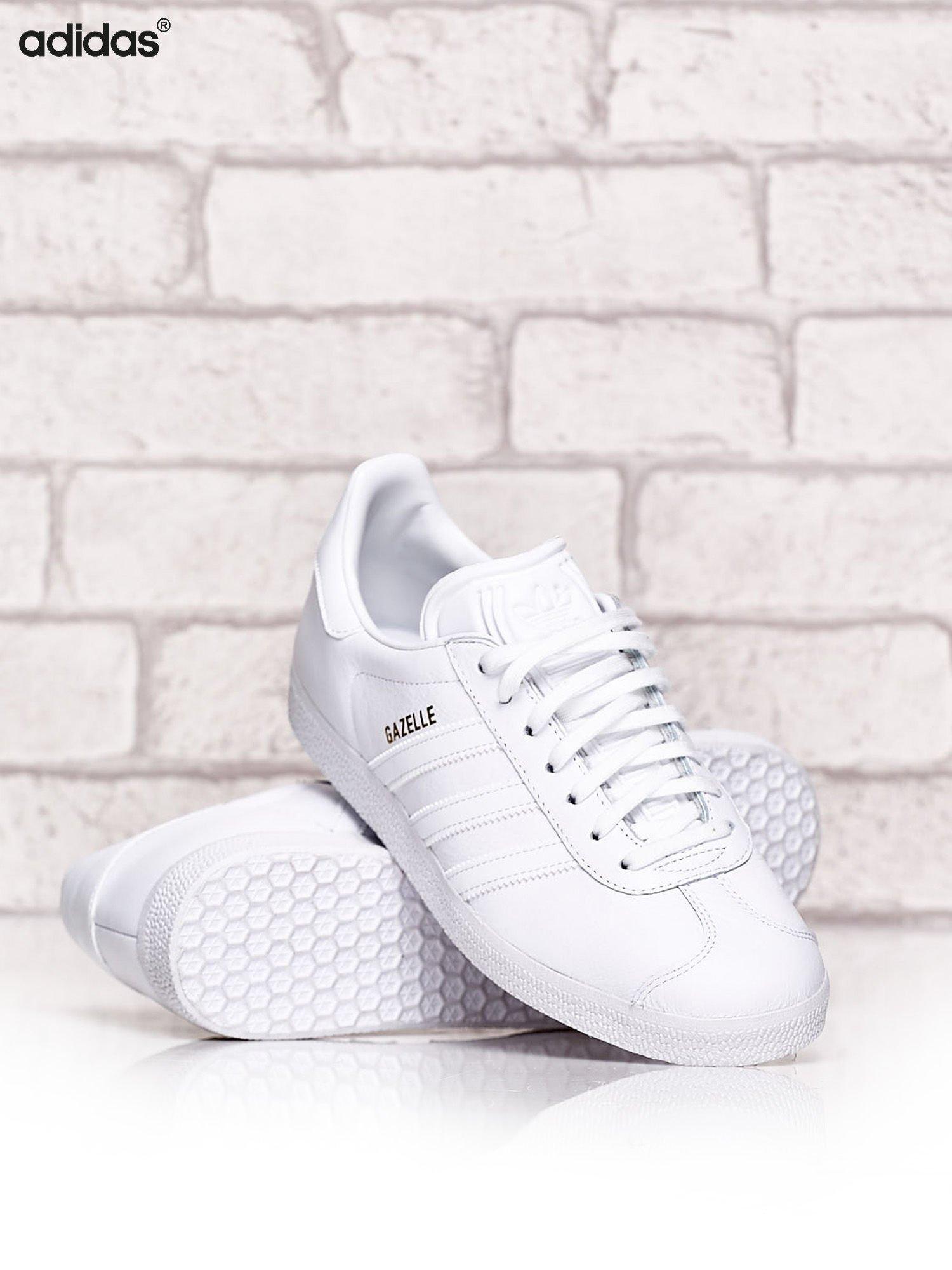 białe buty adidas eleganckie