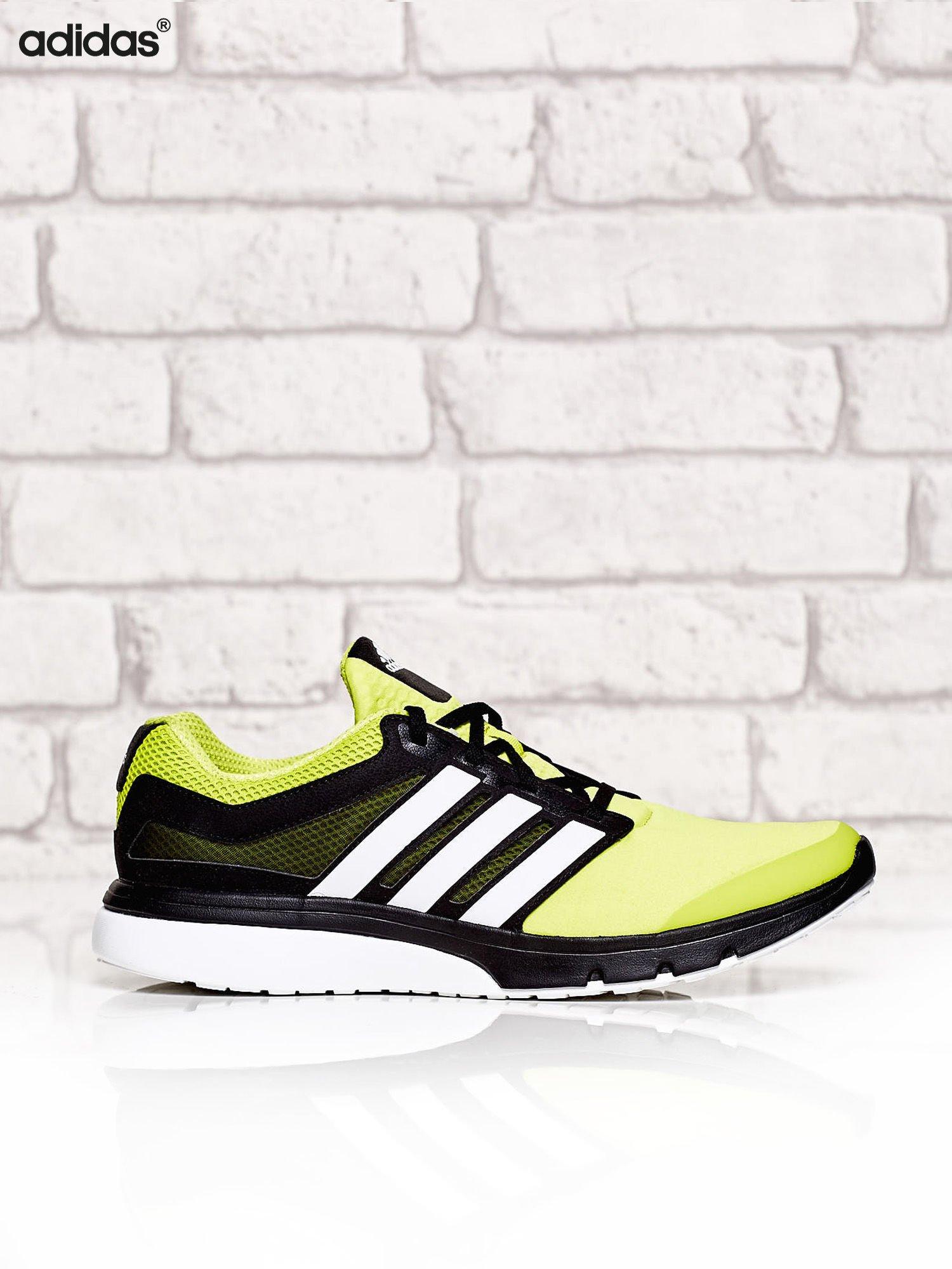 21f23a46 ADIDAS Fluo zielone buty unisex w sportowym stylu - Buty Buty ...