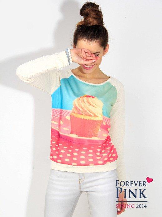 Bluza 'Crazy Muffin'                                  zdj.                                  2