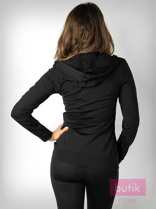 Bluza For Fitness z kapturem                                  zdj.                                  2