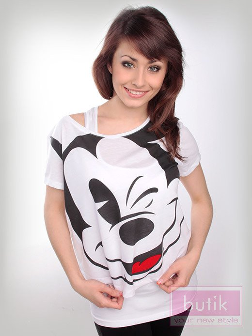 Bluzka Disney                                  zdj.                                  4