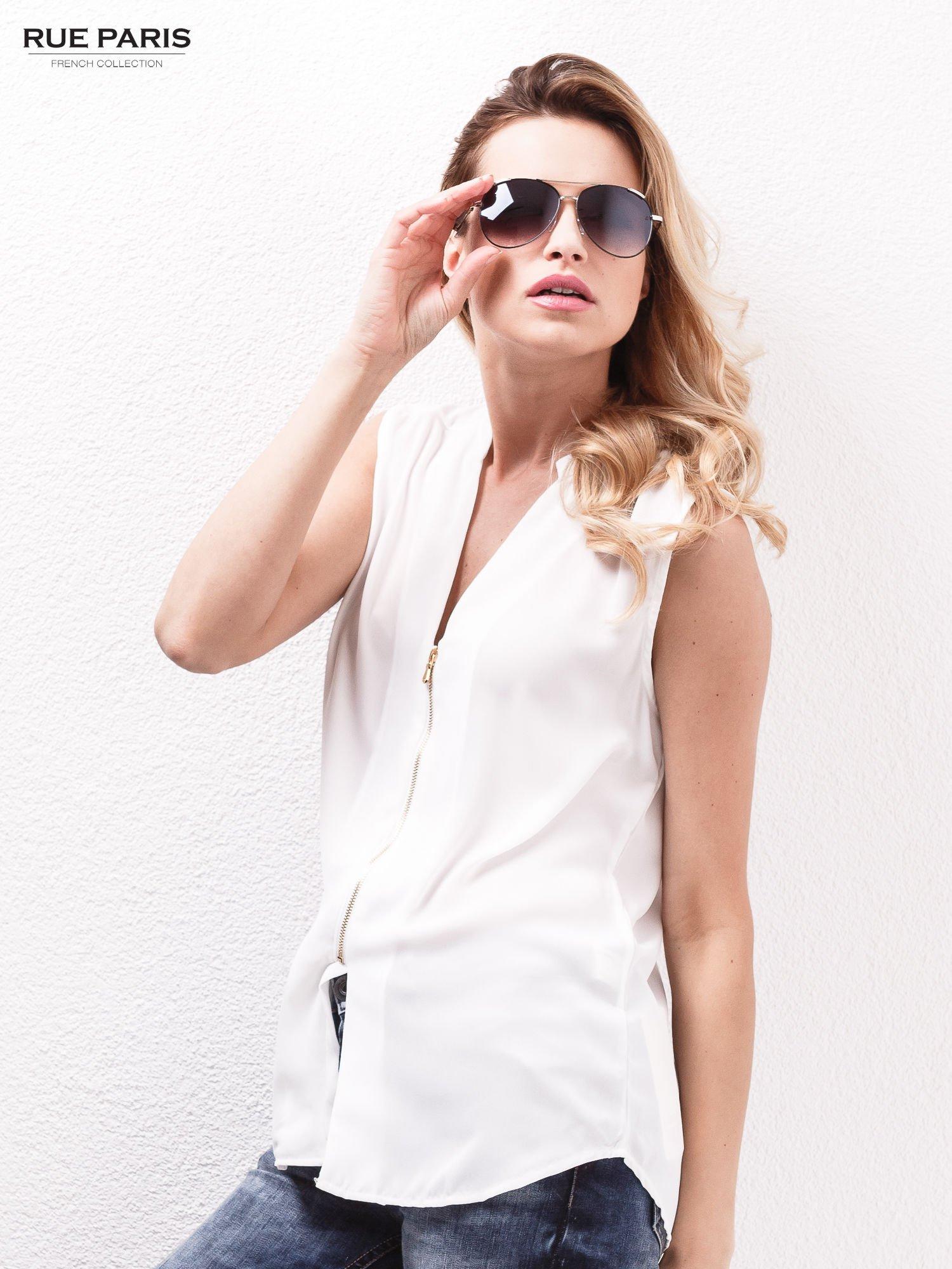 Czarne Pilotki Okulary Przeciwsłoneczne Dla Kobiet I