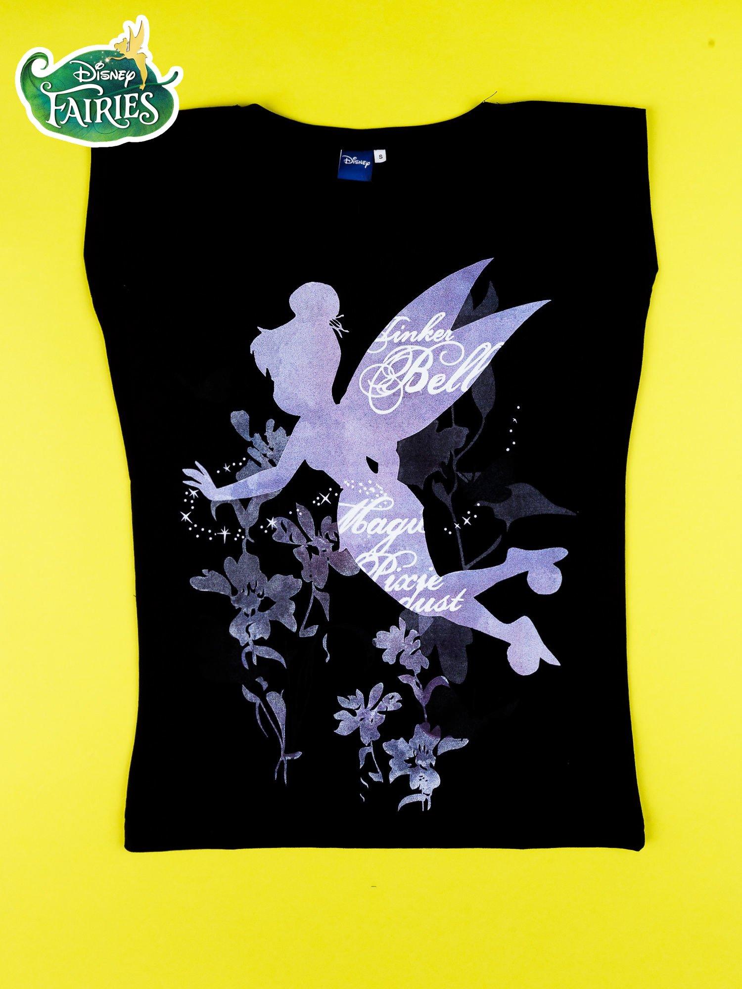 Czarny t-shirt TINKER BELL                                   zdj.                                  7