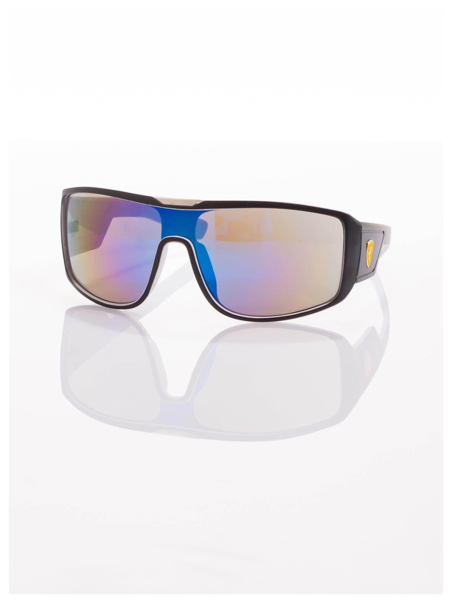 Modne męskie okulary przeciwsłoneczne w stylu Beckhamki                                   zdj.                                  1