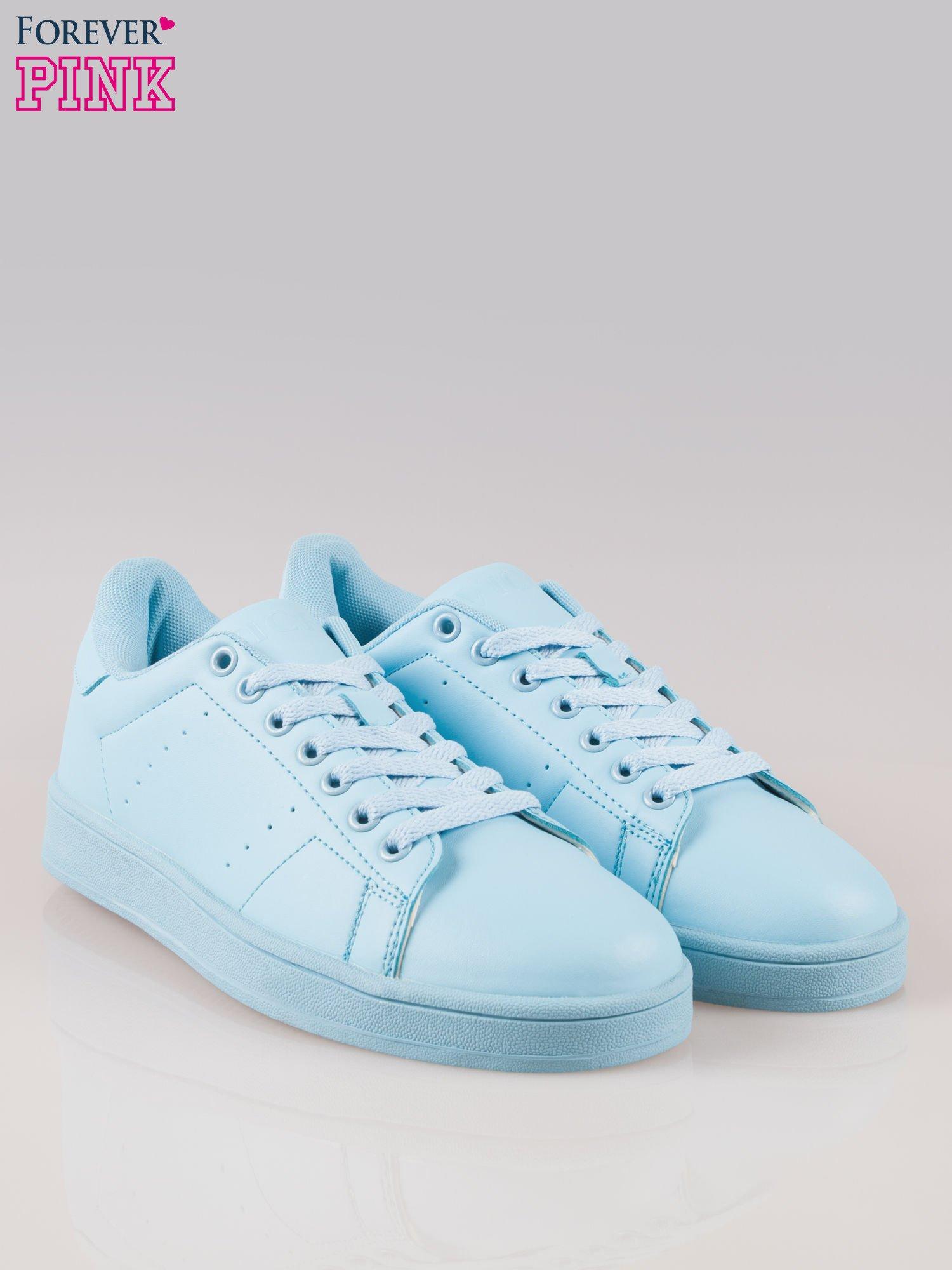 Niebieskie buty sportowe damskie No Limit                                  zdj.                                  2