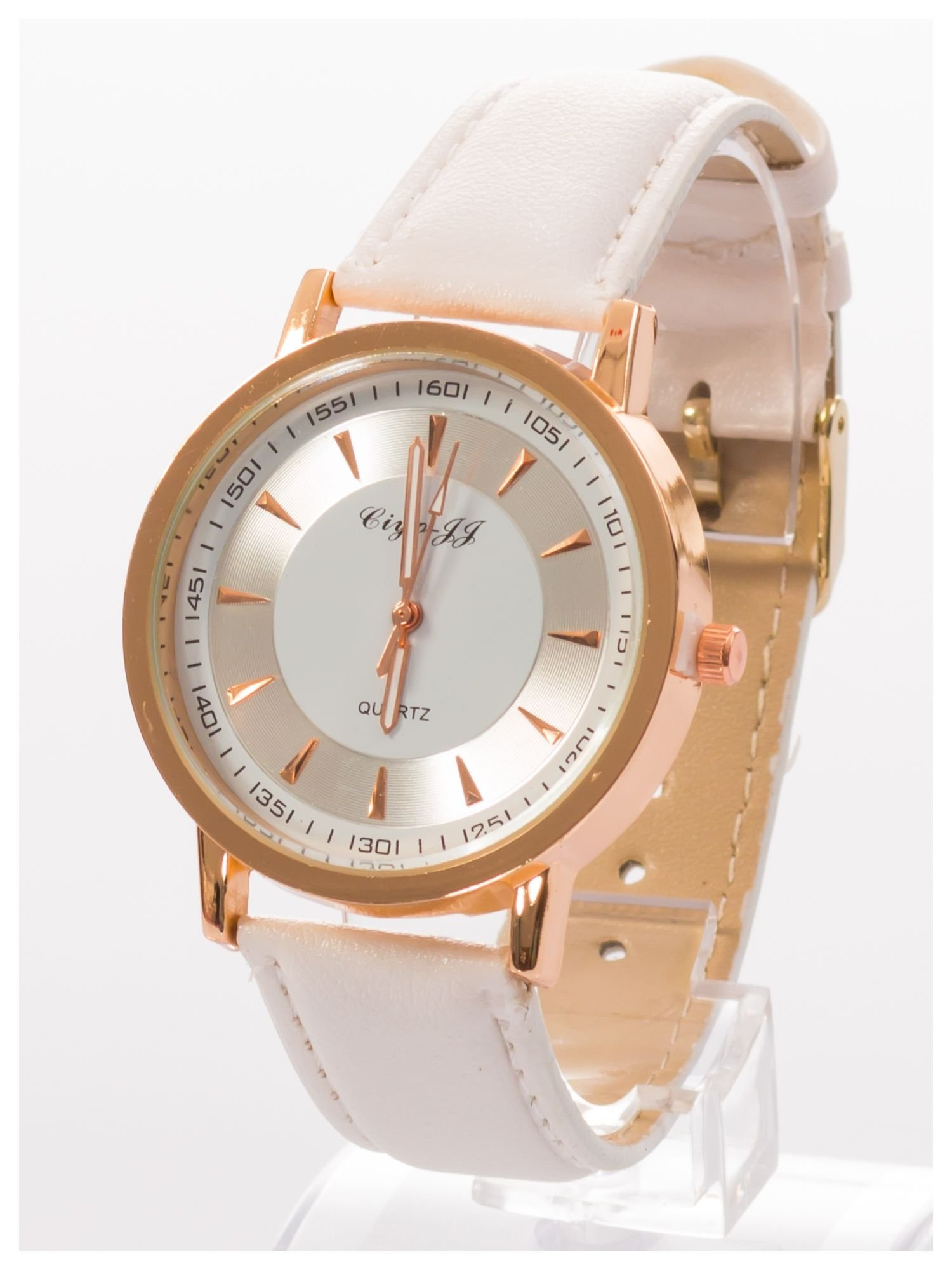 Nowoczesny i elegancki damski zegarek. Doskonały na każdą okazję.                                   zdj.                                  2