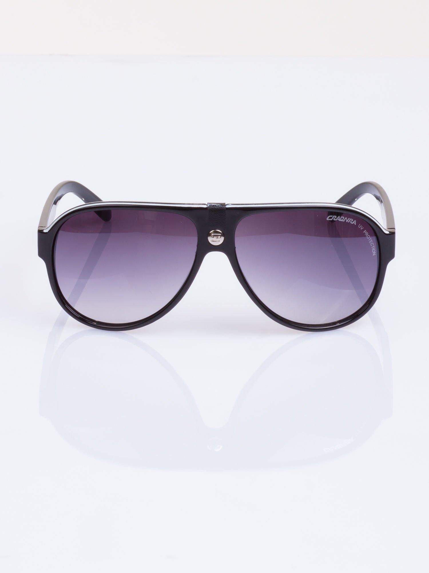 Okulary w stylu Beckhamki                                  zdj.                                  2
