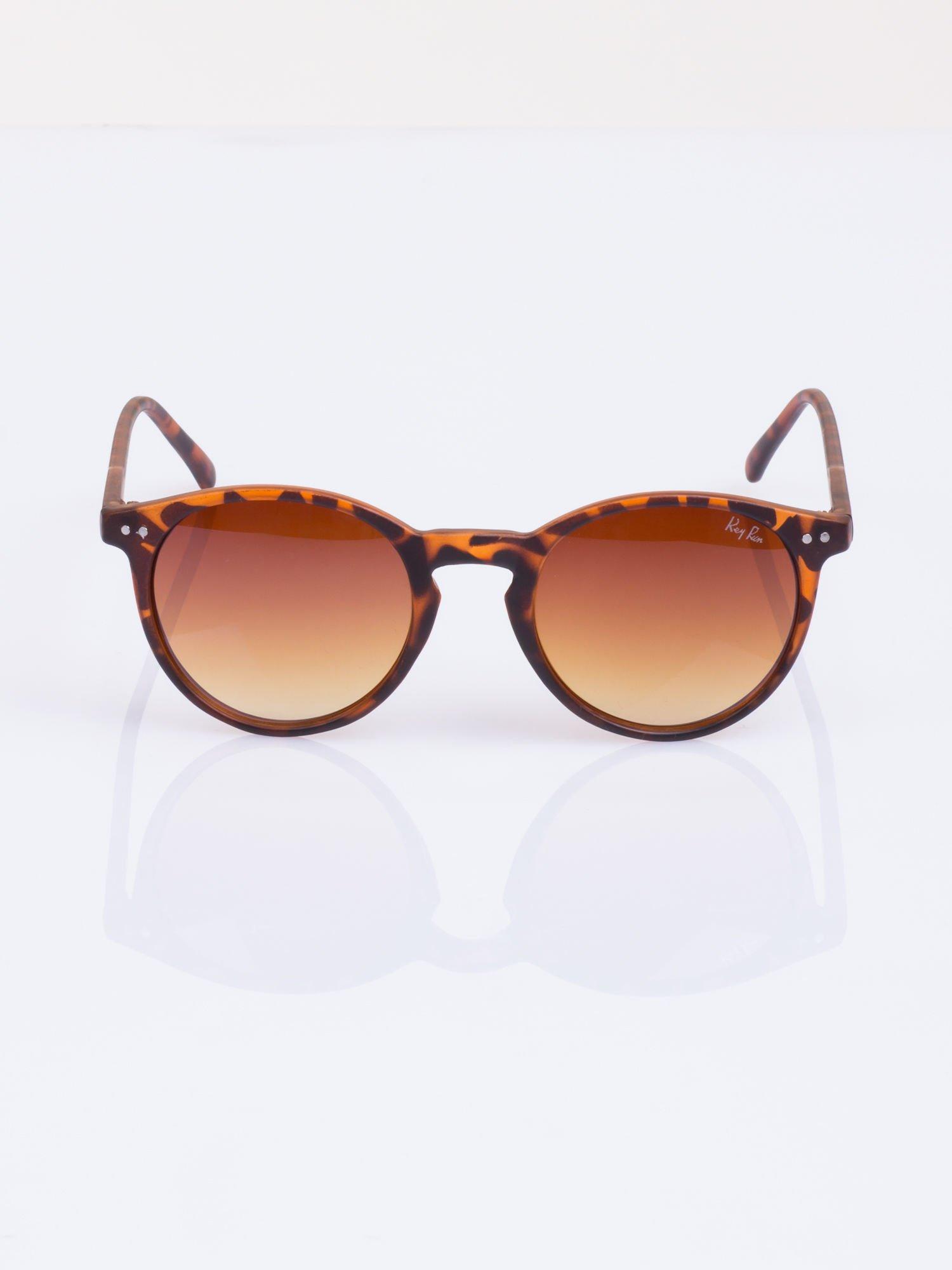 Pantera okulary gwiazd w stylu Ray Ban ROUND                                   zdj.                                  3