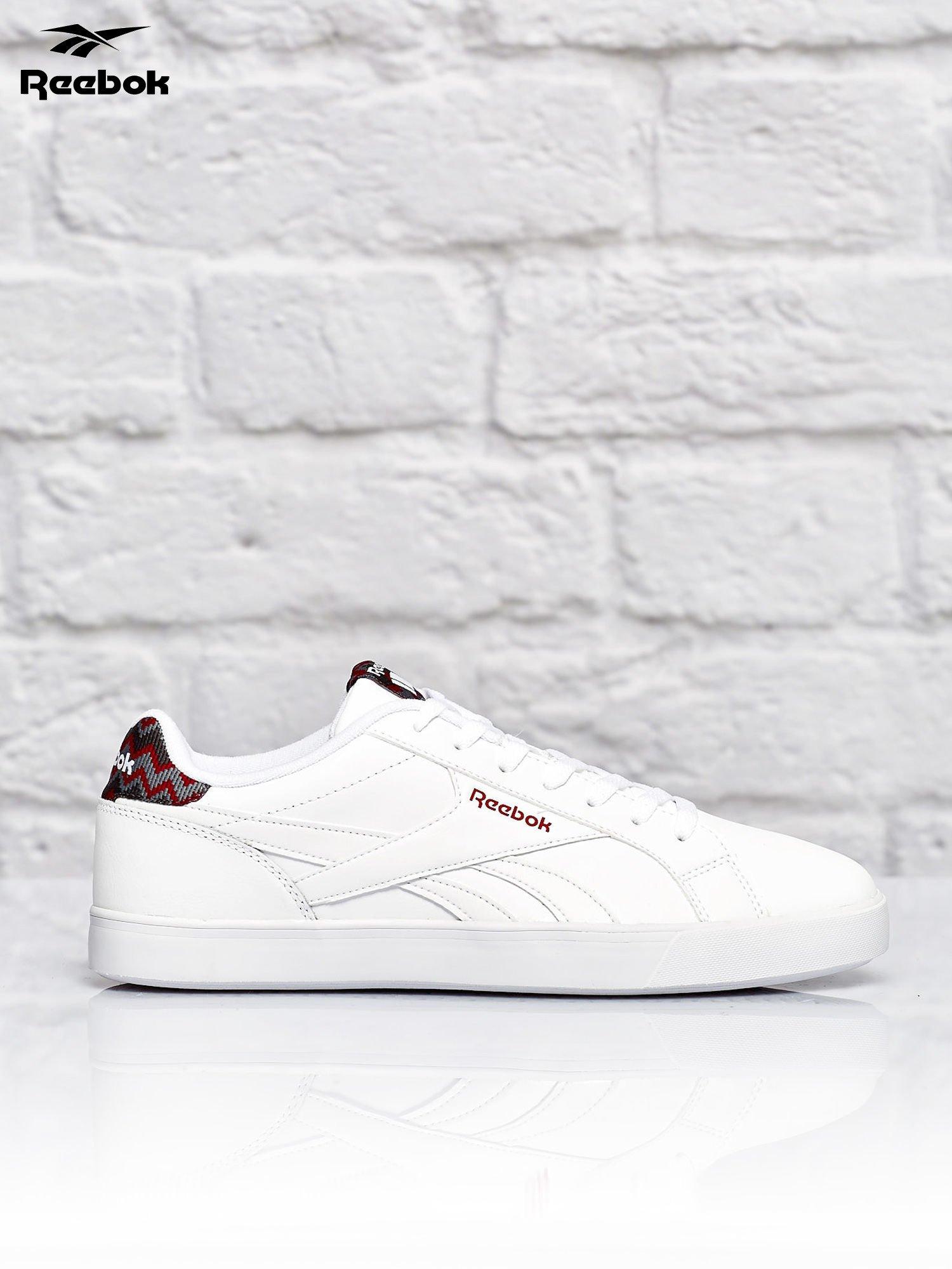 362a95dd REEBOK Białe buty sportowe męskie Royal Complete 2LL - Mężczyźni ...