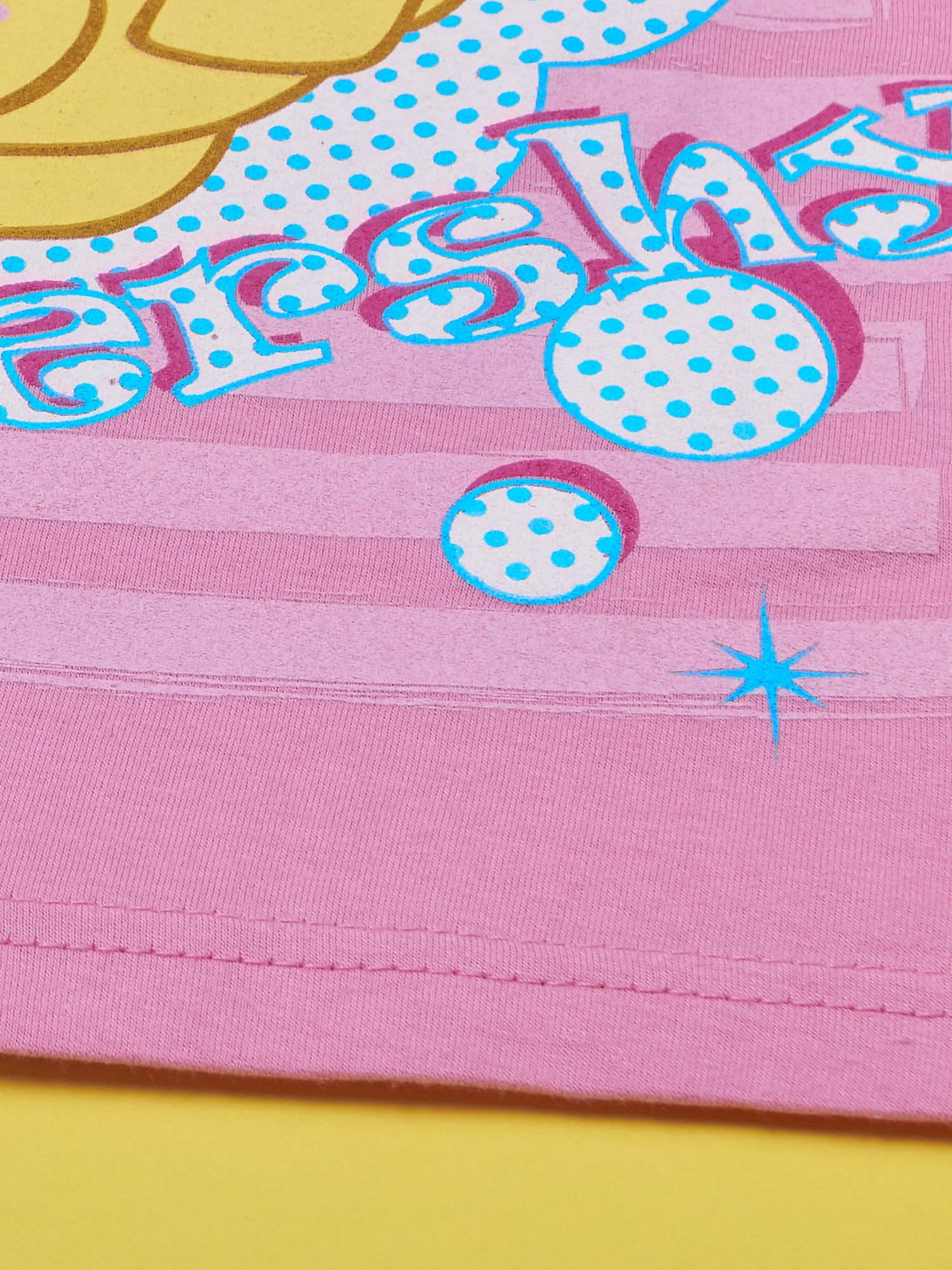 Różowy t-shirt dla dziewczynki MY LITTLE PONY                                  zdj.                                  3