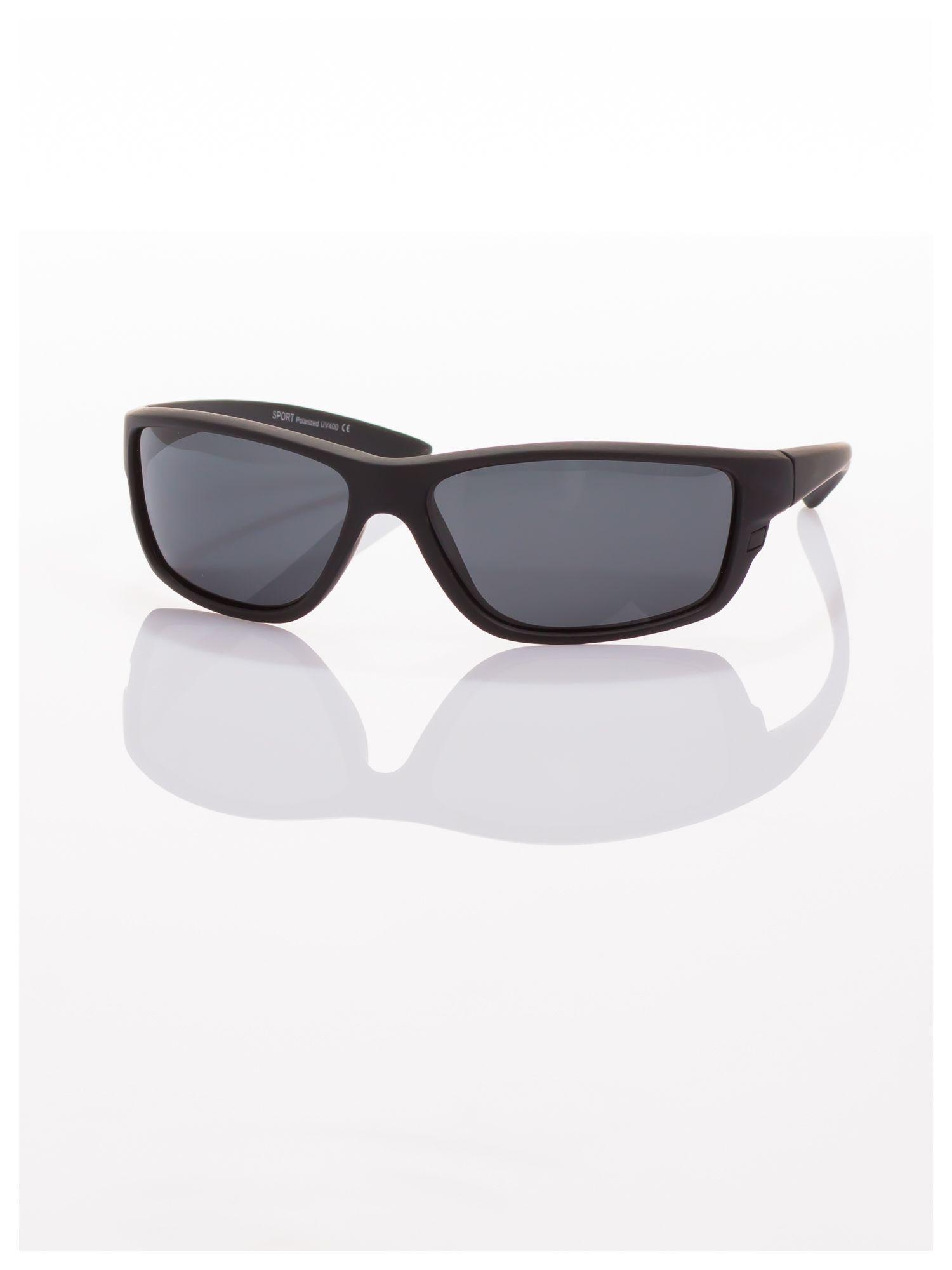 Sportowe POLARYZACYJNE  męskie okulary przeciwsłoneczne - antypoślizgowa oprawka  +GRATISY                                  zdj.                                  3
