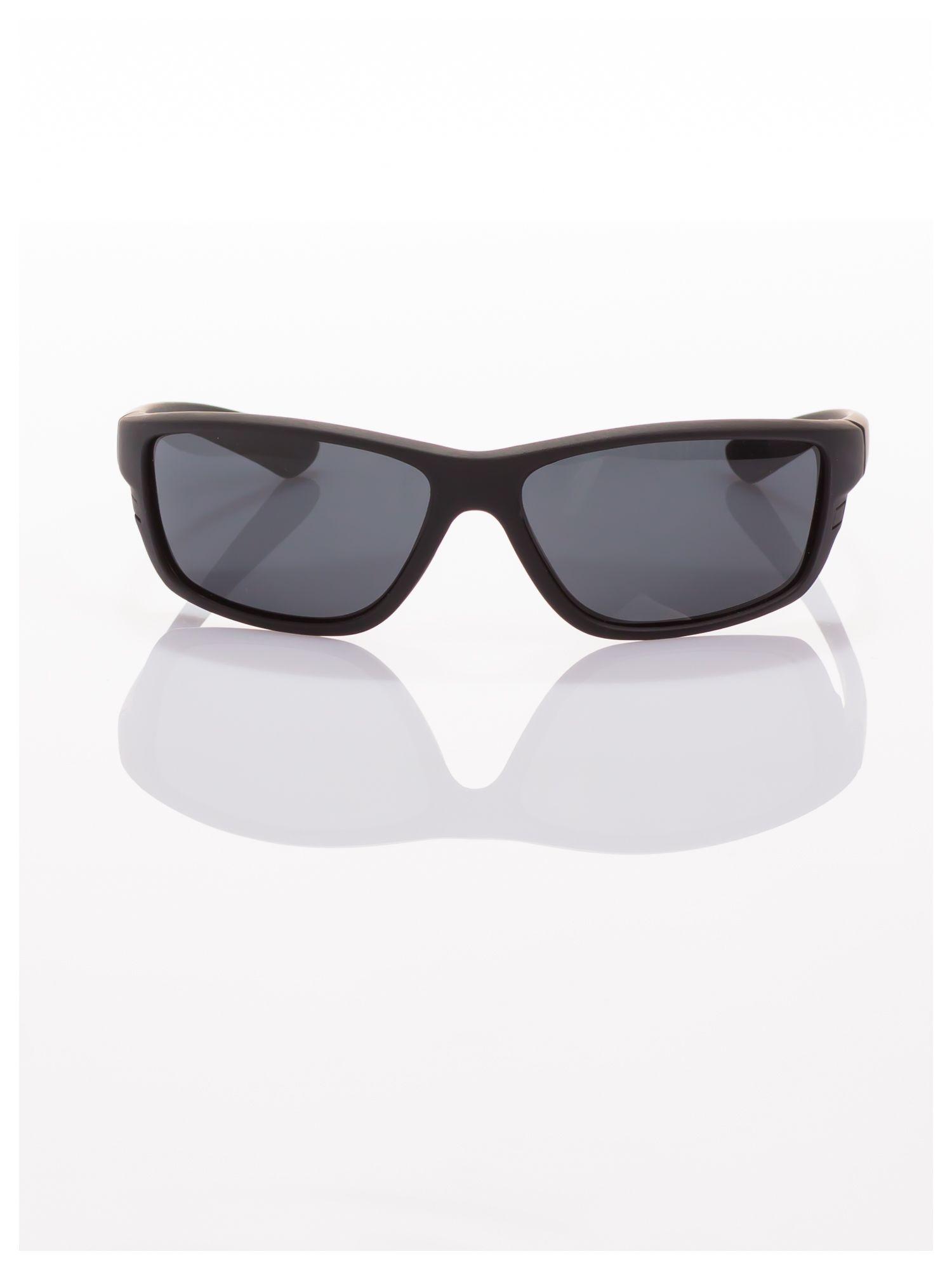 Sportowe POLARYZACYJNE  męskie okulary przeciwsłoneczne - antypoślizgowa oprawka  +GRATISY                                  zdj.                                  2