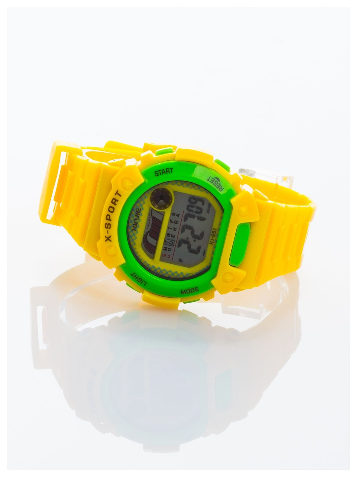 Sportowy zegarek wielofunkcyjny.Unisex. Wodoodporny.                                   zdj.                                  2