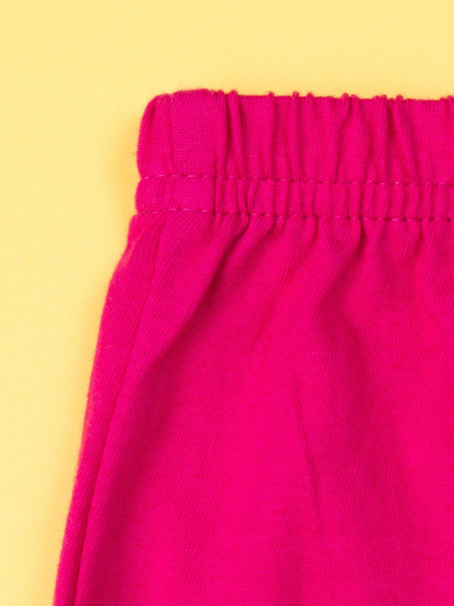Szara piżama dla dziewczynki KRAINA LODU                                  zdj.                                  8