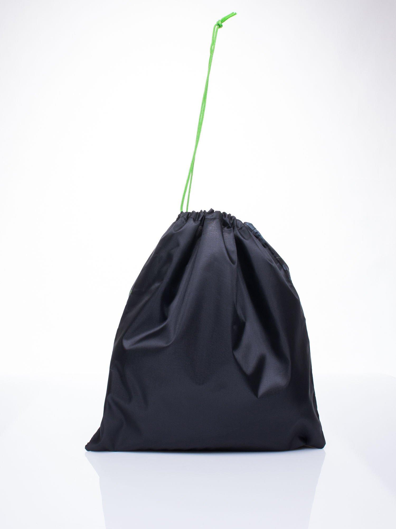 Zielony plecak worek DISNEY Combat Machine