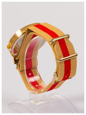 Nowoczesny i elegancki zegarek unisex. Doskonały na każdą okazję.                                  zdj.                                  4