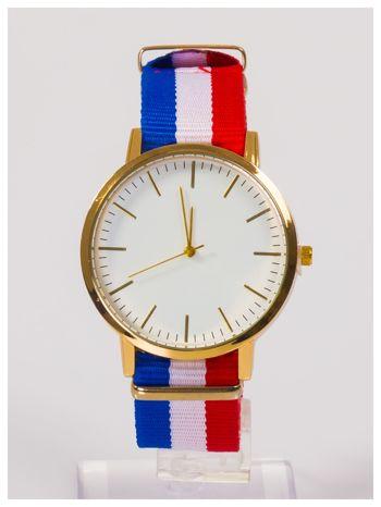 Nowoczesny i elegancki zegarek unisex. Doskonały na każdą okazję.                                  zdj.                                  1