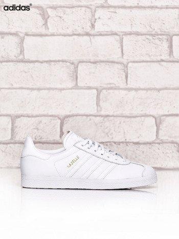ADIDAS Białe buty sportowe męskie Gazelle                              zdj.                              1