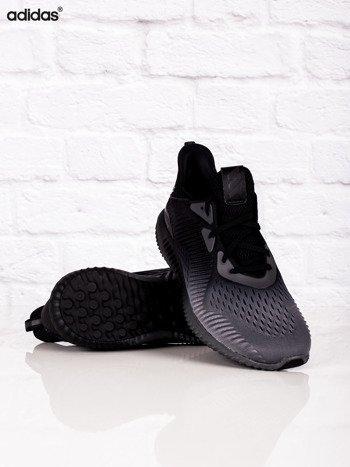 ADIDAS Czarne buty sportowe męskie alphabounce EM                              zdj.                              4