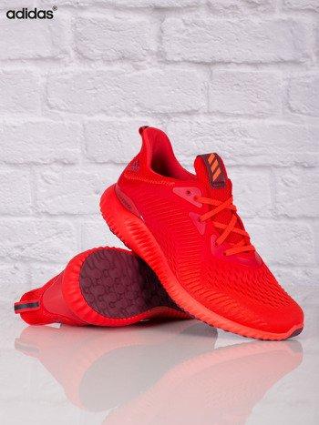 ADIDAS Czerwone buty sportowe męskie alphabounce EM                              zdj.                              4