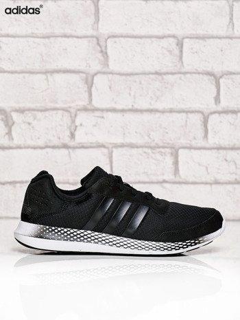 ADIDAS czarne buty męskie Element Refresh ze wzorem na podeszwie                              zdj.                              1