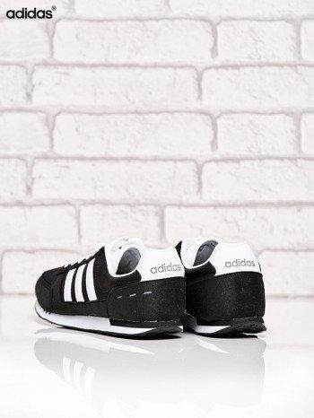 ADIDAS czarne buty męskie Neo City Racer o aerodynamicznym kształcie                              zdj.                              4