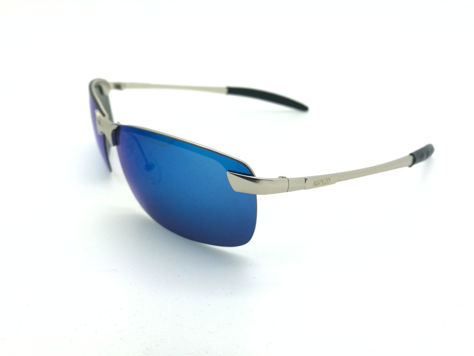 ASPEZO Okulary przeciwsłoneczne damskie POLARYZACYJNE niebieskie DAYTONA Etui skórzane, etui miękkie oraz ściereczka z mikrofibry w zestawie                              zdj.                              2
