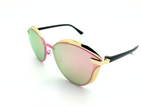 ASPEZO Okulary przeciwsłoneczne damskie POLARYZACYJNE różowe BALI Etui skórzane, etui miękkie oraz ściereczka z mikrofibry w zestawie                              zdj.                              2