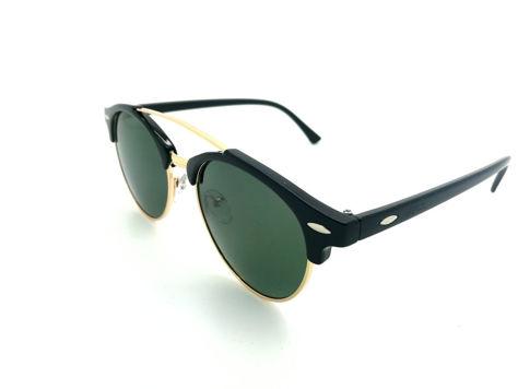 ASPEZO Okulary przeciwsłoneczne damskie POLARYZACYJNE zielone DUBAI Etui skórzane, etui miękkie oraz ściereczka z mikrofibry w zestawie                              zdj.                              2
