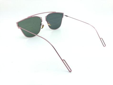 ASPEZO Okulary przeciwsłoneczne damskie purpurowe HAWAII Etui skórzane, etui miękkie oraz ściereczka z mikrofibry w zestawie                              zdj.                              3