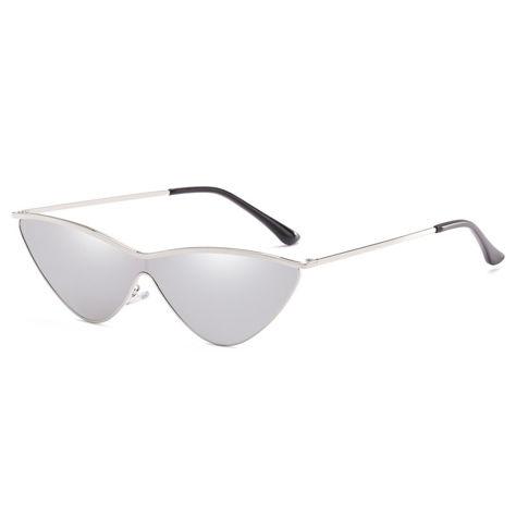 ASPEZO Okulary przeciwsłoneczne damskie srebrne SOFIA Etui skórzane, etui miękkie oraz ściereczka z mikrofibry w zestawie                              zdj.                              2
