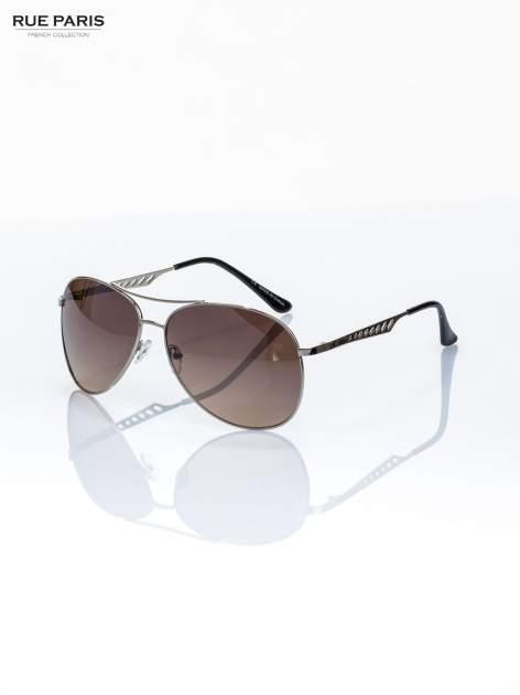 AVIATOR pilotki okulary przeciwsłoneczne