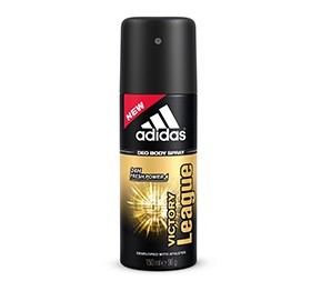 "Adidas Victory League Dezodorant spray 150ml"""