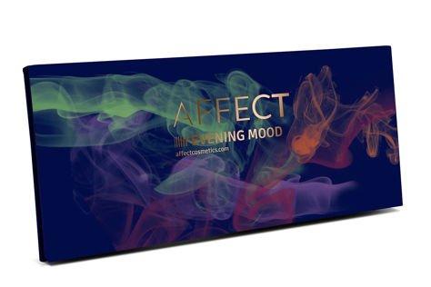 Affect Paleta cieni prasowanych Evening Mood 18 g                              zdj.                              2
