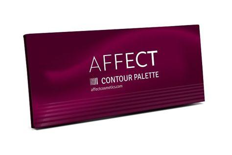 Affect Paleta do konturowania Contour Palette 18 g                              zdj.                              2