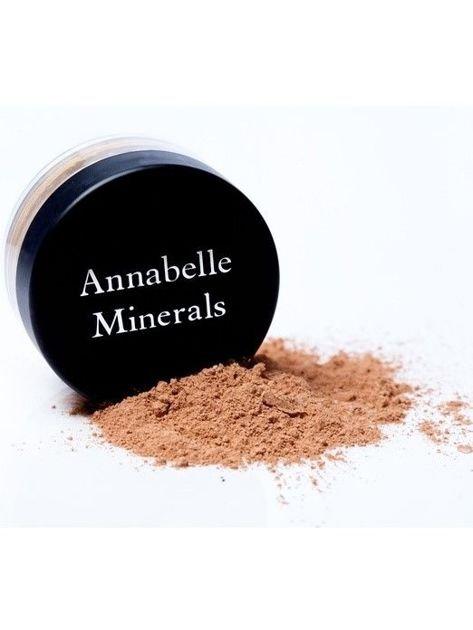 Annabelle Minerals Podkład mineralny rozświetlający Sunny Fair 4g