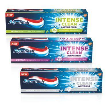 Aquafresh Pasta do zębów Intense Clean Lasting Fresh  75 ml                              zdj.                              3